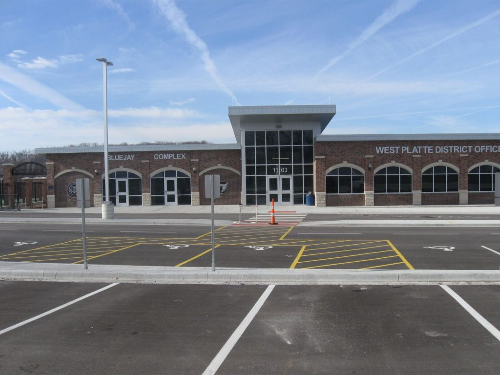 NEW – West Platte Stadium – Platte County Missouri
